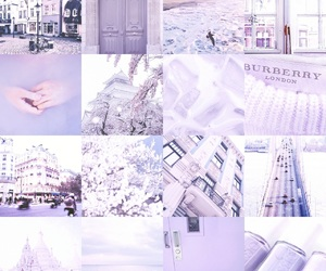 background, lavender, and lilac image