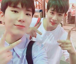 wonho, kihyun, and monsta x image