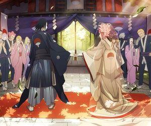 naruto, anime, and sakura image