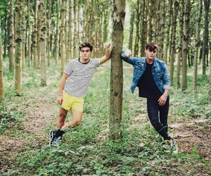guys, dolan twins, and woods image