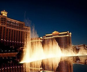 Las Vegas, light, and city image