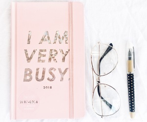 agenda, fashionable, and fun image