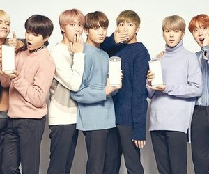 kpop, jin, and bts image