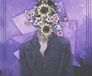 purple, themes, and whydontwe image