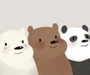 ice bear and we bare bears image