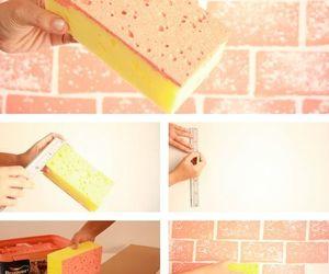 block, brick, and deco image
