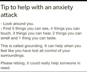 anxiety, tips, and helping image