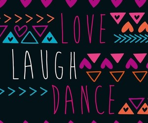 dance, girly, and laugh image