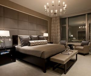 bedroom, home, and bedroom. image