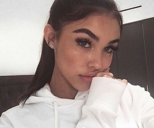 beautiful, summer, and madison beer image
