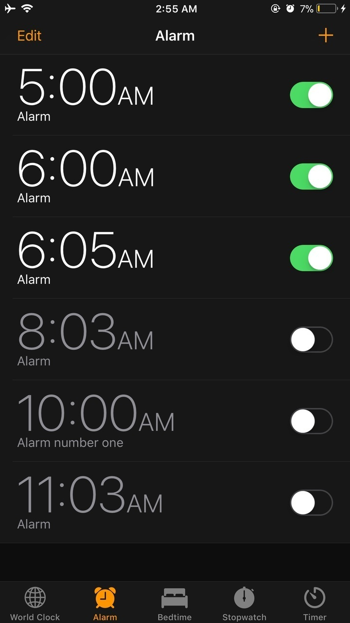 alarm, funny, and girls image