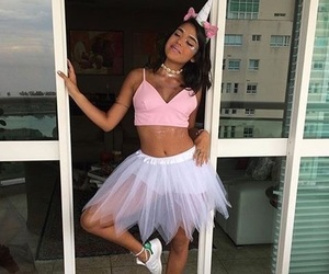 girl, carnaval, and costume image