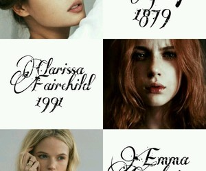 books, clary fray, and girl power image