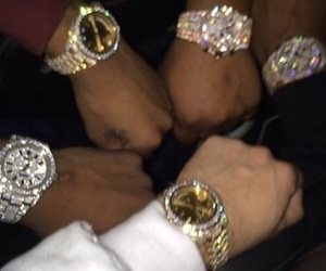 goals, rich, and rich life image