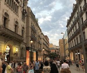 Barcelona, beautiful, and beauty image
