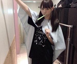 idol, ツインテール, and 西野七瀬 image