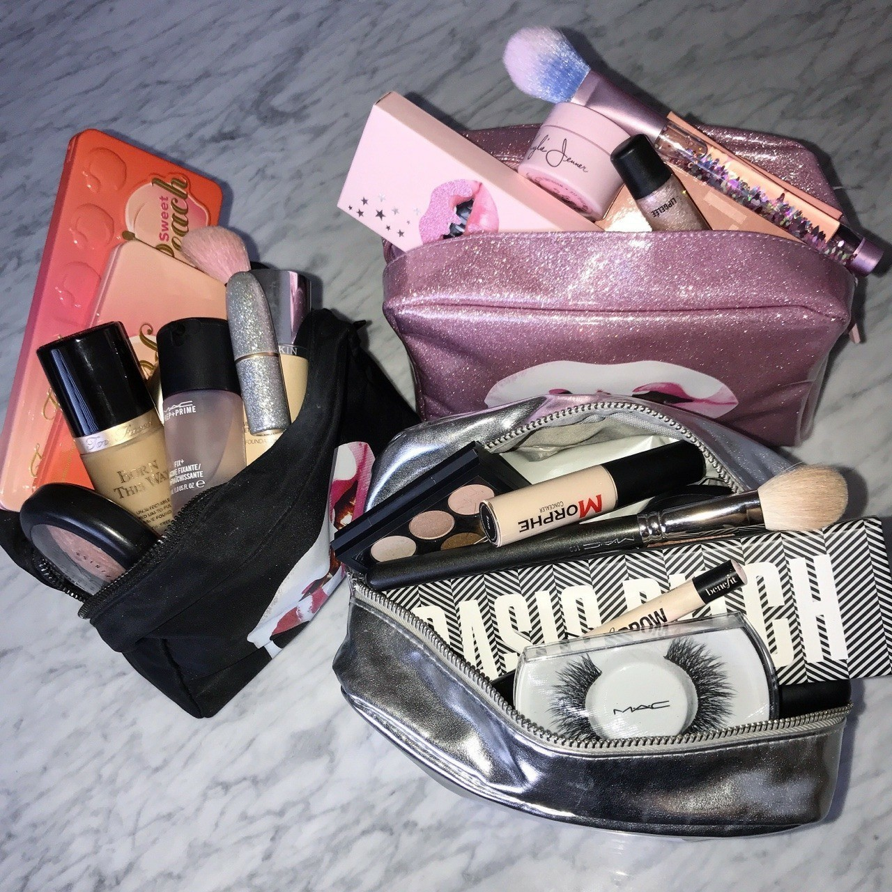 Makeup Bags Shared By Lovely On We Heart It