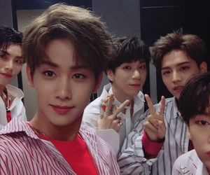 handsome, hotshot, and bias group image