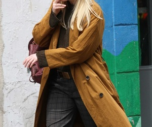 actress, blonde, and candid image
