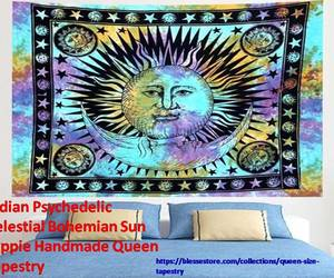 queen size tapestries image