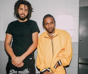 kendrick, j.cole, and rap image