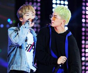 mino, winner, and seunghoon image