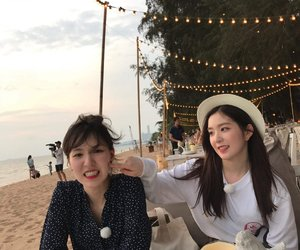 irene, korea, and red velvet image