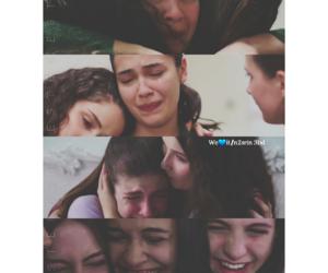 hug, friends, and اصّدًقًاء image