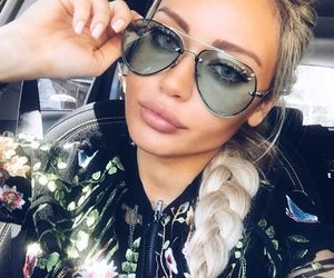 beauty, braids, and cars image