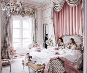 pink, vogue, and hotel image