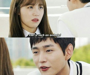 cheer up, couple, and Korean Drama image