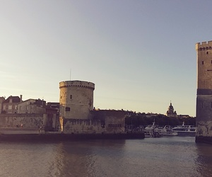 france, la Rochelle, and port image