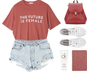 look book, outfit, and Polyvore image