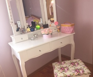 dreamroom, furnitures, and mirror image