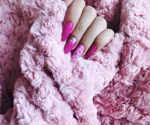 beautiful, fancy, and nails image