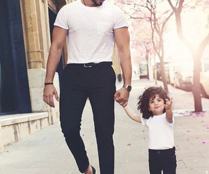 black jeans, brothers, and curls image