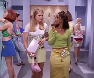 90s, Clueless, and dionne davenport image