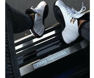 jordan, shoes, and black image