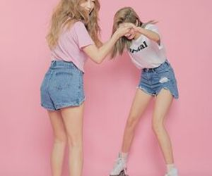 friendship and pink image