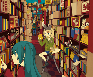 vocaloid and miku image