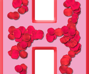 h and Letter image