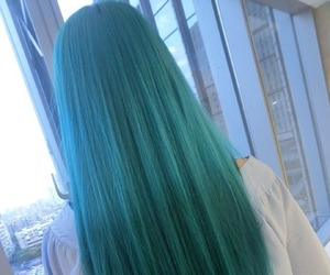 colorful, hairstyle, and hair image