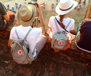 backpack, indie, and festival image