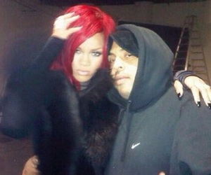 rihanna, loud era, and redanna image