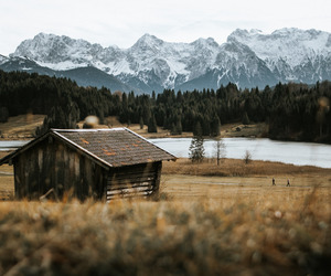 nature, mountain, and wanderlust image
