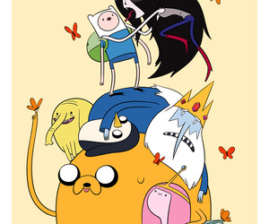 JAKe, adventure time, and bmo image