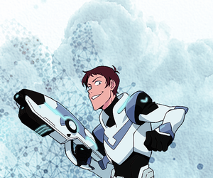 Voltron, wallpaper, and lance mcclain image