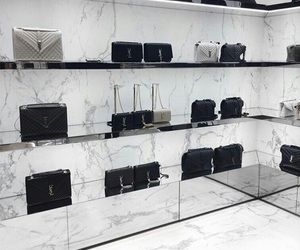 fashion, marble, and luxury image