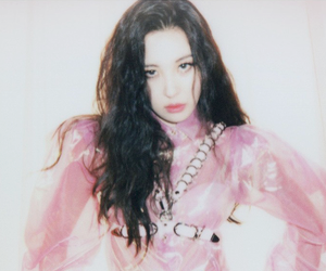 sunmi, girl, and wonder girls image