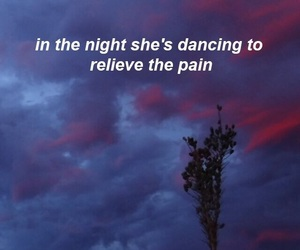 pain, quotes, and the weeknd image